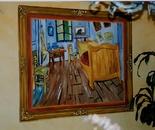 Van Gogh in Dining room
