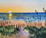 Topsail Beach - Sunrise
