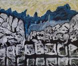 Das Mazanares-Tal (Hommage à Francesco de Goya)