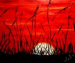 Red Moon I