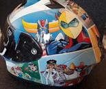 Anime custom helmet