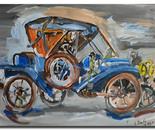 Oldtimer Packard 1909