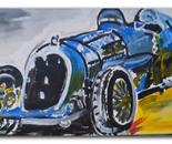Napier -Railton 1933 Rennwagen