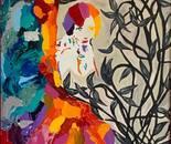 La déesse aux mille fleurs - The goddess of a thousand flowers