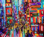 """Colors of My City. Collection """"New York, New York"""""""