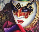 Carnaval de Venise.