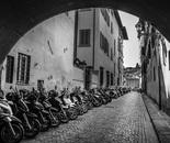 Motor Bikes in Italy