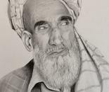 Afghani form Istalif