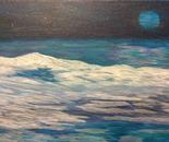 Moonrise (Iceland)