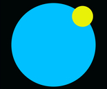 Circles ~ Blue Yellow
