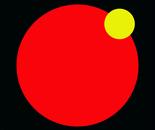 Circles ~ Red Yellow