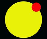 Circles ~ Yellow Red