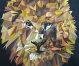 The Abstract Lion