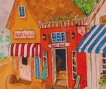 Shops on Beach