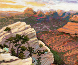 A View In Sedona