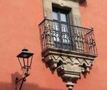 San Miguel Architecture @ Golden Hour