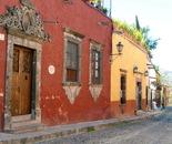 Doorway & Cobblestones