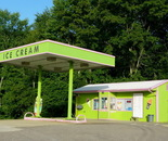 Drive-through Ice Cream