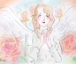 angel of pray