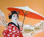 Geisha in 2 Modes