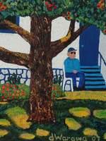 The Apple Tree Man