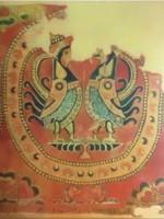 Picture of Sasanian era textile