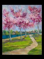 Springtime at Balboa Lake