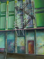 Fire Escapes - Philly
