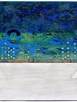 Aegean Blues Fresco