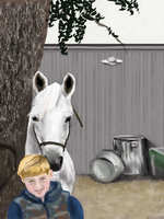 A Boy and his Horse
