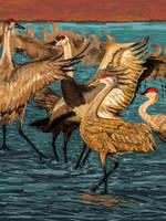 Dance of the Cranes