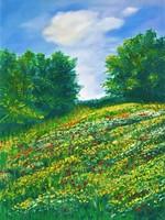 Floral slope