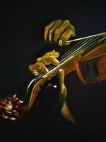 Oliver's violin