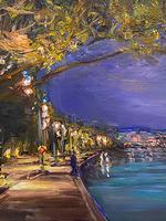 'Evening Lights'