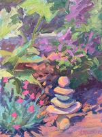 'Garden Cairn'