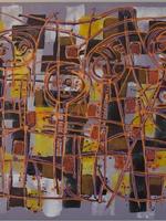 ''Orange lines peoples''