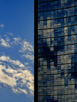 Buildings reflection 1
