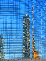 Buildings reflection 2