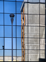 Buildings reflection 6