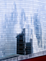 Buildings reflection 4