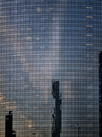 Buildings reflection 5