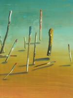 spiritelli che danzano nel deserto