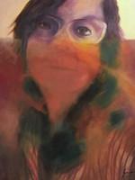 Self Portrait in Pollution
