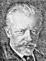 Chaikovsky-4bw