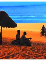 Gambia Beach