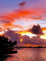 Biscayne Sunrise