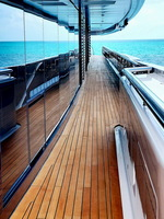 """Starboard Side, Deck 5, """"MADSUMMER"""" Megayacht"""