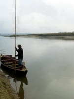 Pole Fisherman
