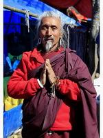 Namaste Man