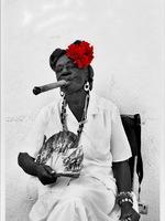 Cigar Lady II